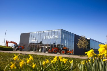 Hitachi Construction Machinery (Европа)