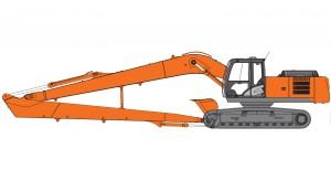 ZX240LC-5G SLF H18