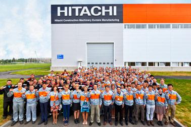 Карьера в Hitachi