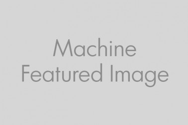 machine featured image default