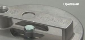 Запчасти Hitachi с оригинальным логотипом