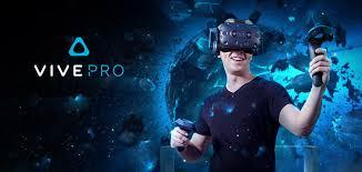 Очки виртуальной реальности HTC VivePro