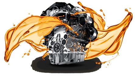 Оптимальная работа двигателя
