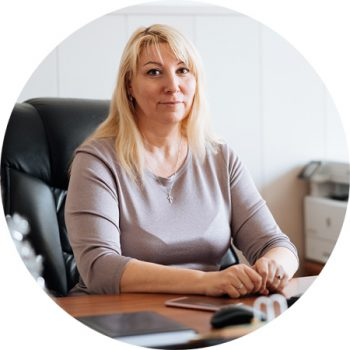 Генеральный директор Елена Захаровна Канева