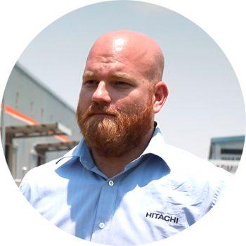 Скотт Джонсон, генеральный директор компании HCMZ.