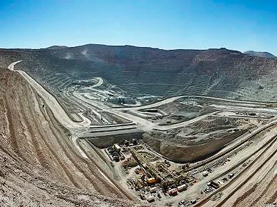 Рудник Кансанши, Замбия